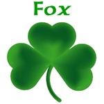 Fox Shamrock