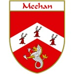 Meehan Coat of Arms