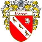 Marden Coat of Arms (Mantled)