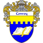 Conroy Coat of Arms (Mantled)