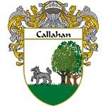 Callahan Coat of Arms (Mantled)