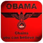 anti Obama Eagle