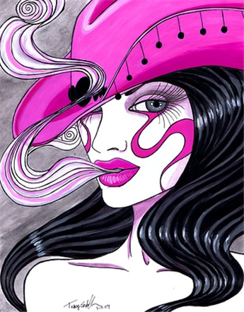 Smokin Pink 3