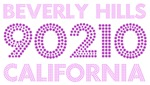 Beverly Hills 90210 California T-Shirts