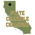California State Cornhole Champion