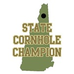New Hampshire State Cornhole Champion