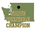 Washington State Cornhole Champion