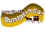 Party Like It's Rumspringa - Retro