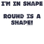 Round Is A Shape