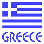 Greek Flag and Greece