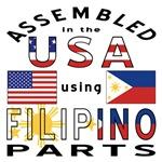 USA / Filipino Parts