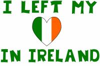 I Left My Heart in Ireland