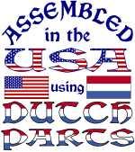 USA/Dutch Parts
