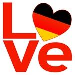 German Red LOVE