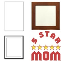 Wall Decor - 5 Star Mom