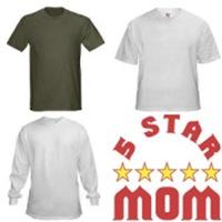 Men's Shirts - 5 Star Mom