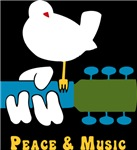 Woodstock Peace and Music