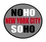 NoHo SoHo NYC Logo Shirts & Items