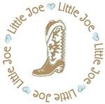 Little Joe Cowboy Bonanza Boot T-shirts Gifts