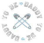Daddy To Be Baby Boy Blue T-shirts Gifts