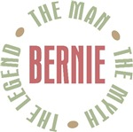 Bernie the Man the Myth the Legend T-shirts Gifts