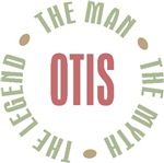 Otis the man the myth the legend T-shirts Gifts