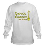 Chemical Engineers Long Sleeves and Caps