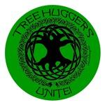 Tree Huggers Unite! Green