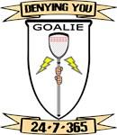 Lacrosse Goalie Deny You