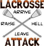 Lacrosse Attack
