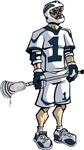 Lacrosse Attackman