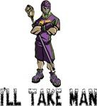 Lacrosse IllTakeMan