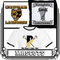 Lacrosse Mascots