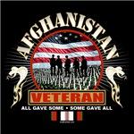 Afghanistan War Veteran