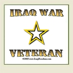 Iraq War Vet - ARMY