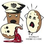 Donut Homicide
