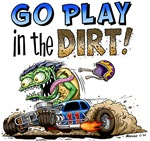 Dirt track modified monster