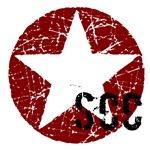 Star Shield Red