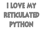 Luv My Reticulated Python