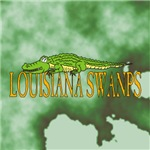 Louisiana Swamps Alligator