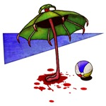 Umbrella Monster
