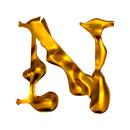 Blown Gold N