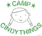 Camp Cindythings