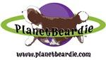 PlanetBeardie Brown Beardie Logowear