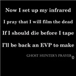 Ghost Hunter's Prayer