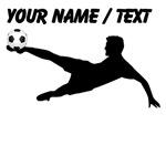 Custom Soccer Kick