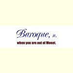 Baroque - Goodies