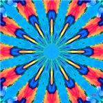 Kapow Art Mandala