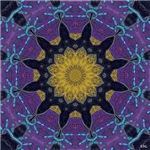 Communion Art Mandala