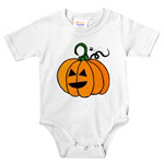 Jack o'Lantern Cutie for Babies Kids and Dogs